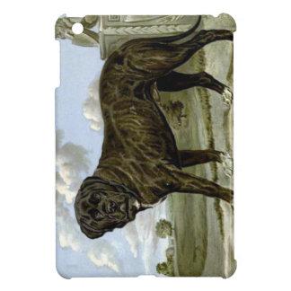 Black English Mastiff iPad Mini Case