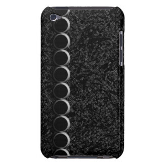 Black Executive Style iPod Case-Mate Case