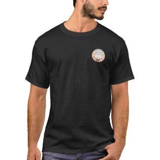 Black Expanded Consciousness T-shirt
