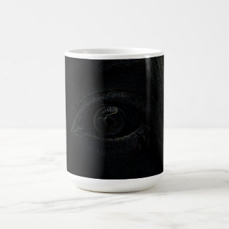 Black Eye Coffee Mug