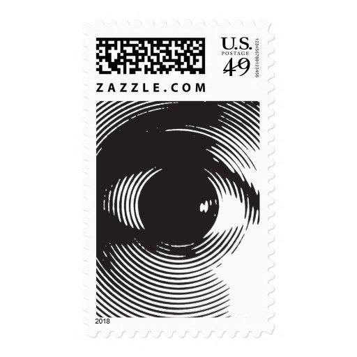 black eye stamp