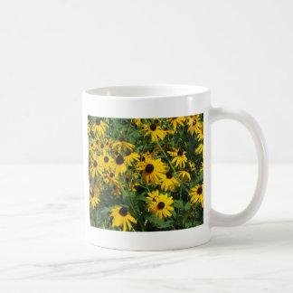Black Eye Susans Coffee Mug