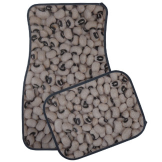 Black eyed peas car mat