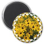 black-eyed-susan-6 refrigerator magnets