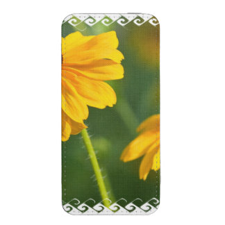 black-eyed-susan-7 iPhone 5 pouch