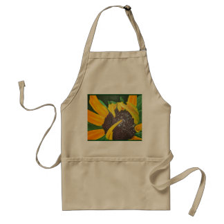 Black Eyed Susan Adult Apron