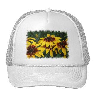 Black Eyed Susan Baseball Hat