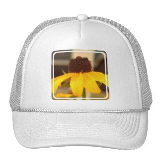 Black Eyed Susan Blossom Baseball Hat