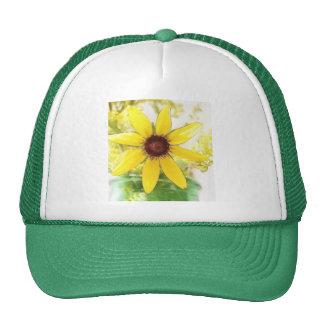 Black Eyed Susan Bouquet Trucker Hat