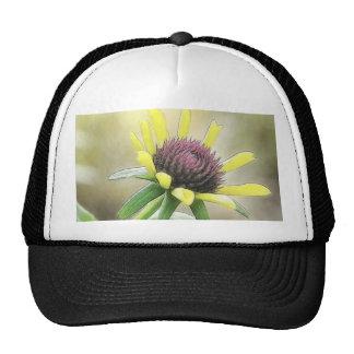 Black Eyed Susan Bud Trucker Hat