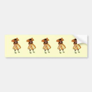 Black-Eyed Susan Bumper Sticker