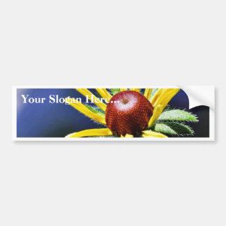 Black Eyed Susan Bumper Sticker