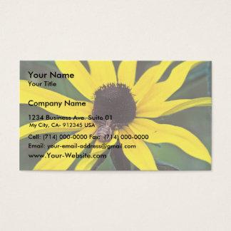 Black-eyed Susan Business Card