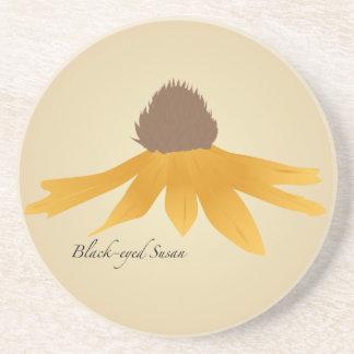 Black-eyed Susan Coaster