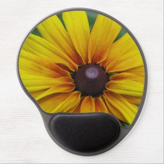 Black Eyed Susan Flower Gel Mousepad