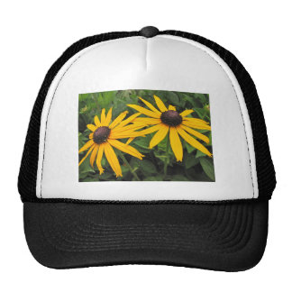 Black Eyed Susan Flower Trucker Hats