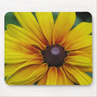 Black Eyed Susan Flower Mouse Pad