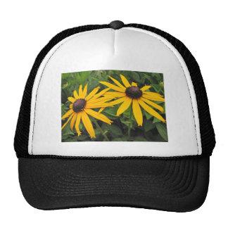 Black Eyed Susan Flower Trucker Hat