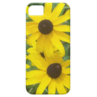 Black Eyed Susan Flowers iPhone SE/5/5s Case