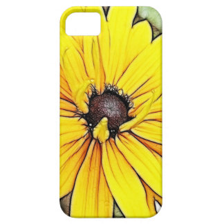 Black Eyed Susan - Gloriosa Daisy iPhone SE/5/5s Case