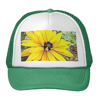 Black Eyed Susan - Gloriosa Daisy Trucker Hat