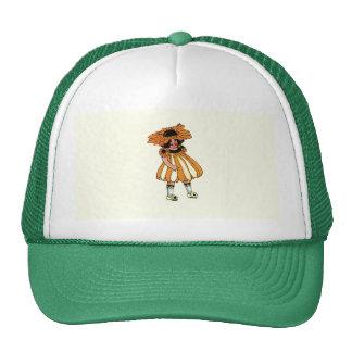 Black-Eyed Susan Mesh Hats