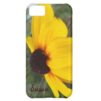 Black Eyed Susan iPhone 5 Case *Personalize*