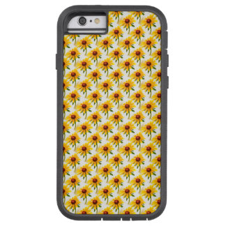 Black-Eyed Susan Nature Photo Floral Pattern Tough Xtreme iPhone 6 Case