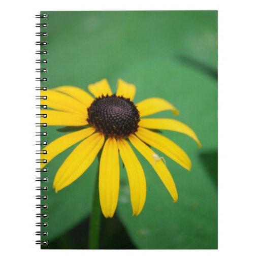 Black Eyed Susan Notebook
