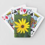 Black- Eyed Susan Playing Cards