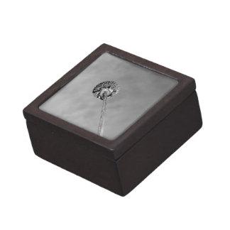 Black Eyed Susan Pod Keepsake Box