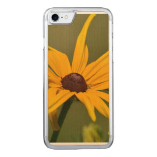 Black Eyed Susan Solitude Carved iPhone 8/7 Case