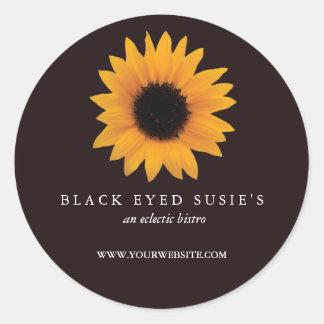 Black Eyed Susan Sticker