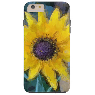 Black Eyed Susan Tough iPhone 6 Plus Case