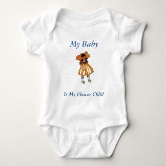 Black-Eyed Susan Infant Creeper