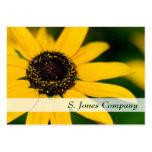 Black-eyed Susan Widlflower Business Card