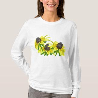 Black-Eyed Susan Wildflower Coordinating Items T-Shirt