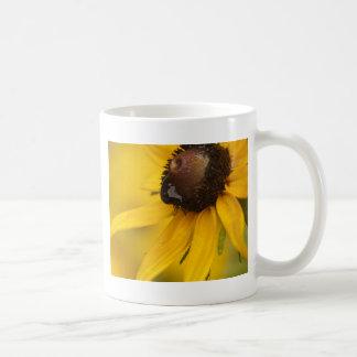 Black-Eyed Susan with a Teardrop Coffee Mug