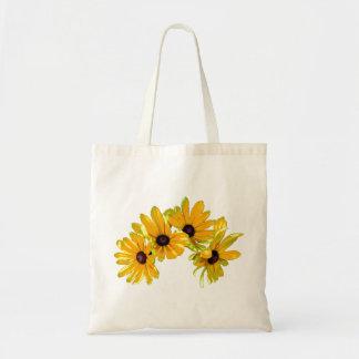Black-eyed Susans Tote Bags