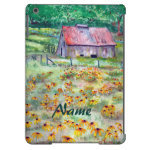 Black-Eyed Susans Barn iPad Air Case