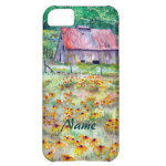 Black-Eyed Susans Barn iPhone 5C Cases