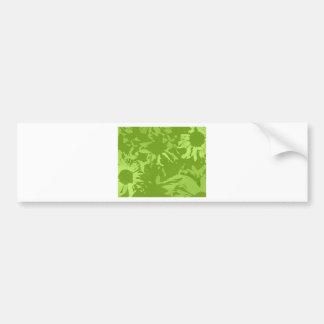 Black-Eyed Susans Bumper Sticker