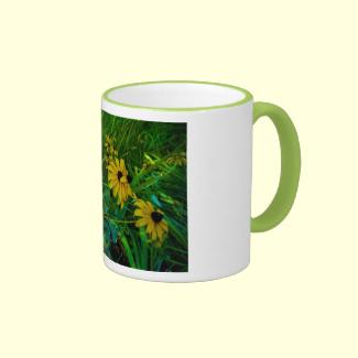 Black-Eyed Susans Coffee Mug