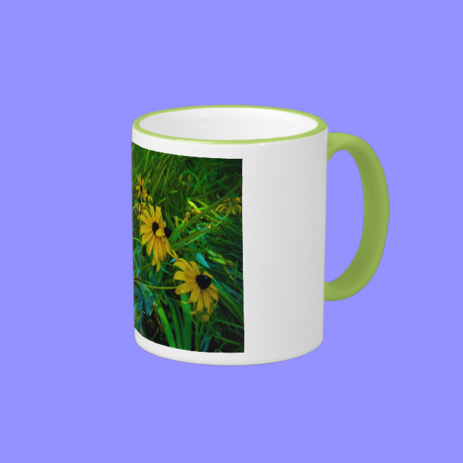 Black-Eyed Susans Coffee Mug