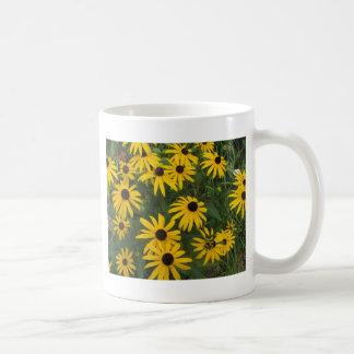 Black Eyed Susans Daisies Coffee Mug