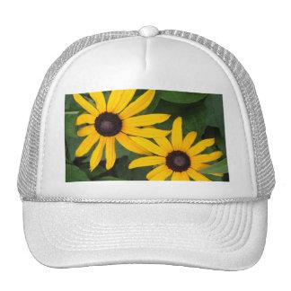 black-eyed Susans Hat