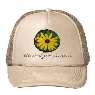 Black-Eyed Susans Hats