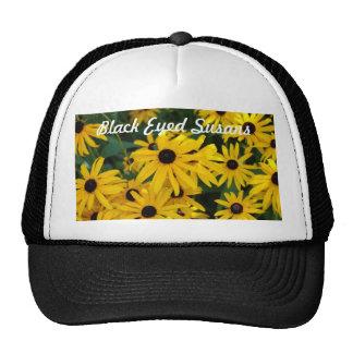 Black Eyed Susans Hat