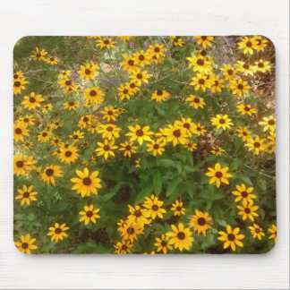 Black-Eyed Susans Horizontal Mouse Pad