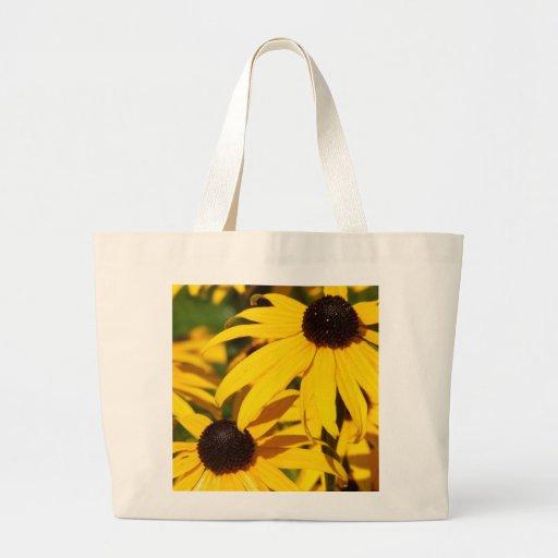 Black-Eyed Susans In Repose Bag